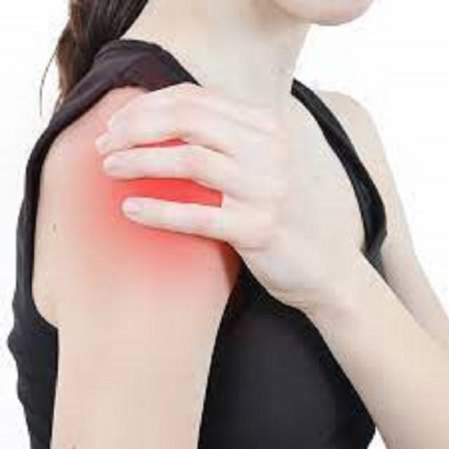 4ヶ月前からの肩の痛みと腕の痛み